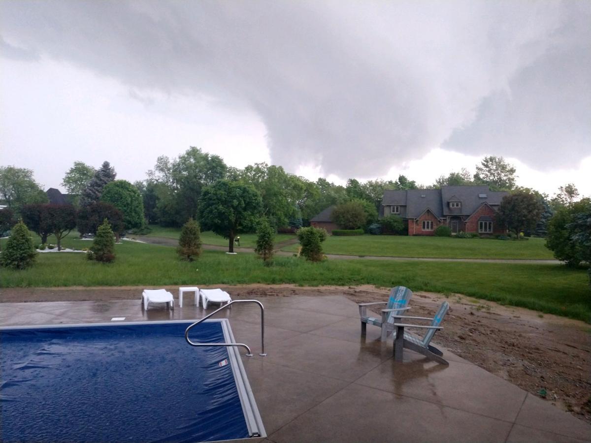 Pendleton tornado
