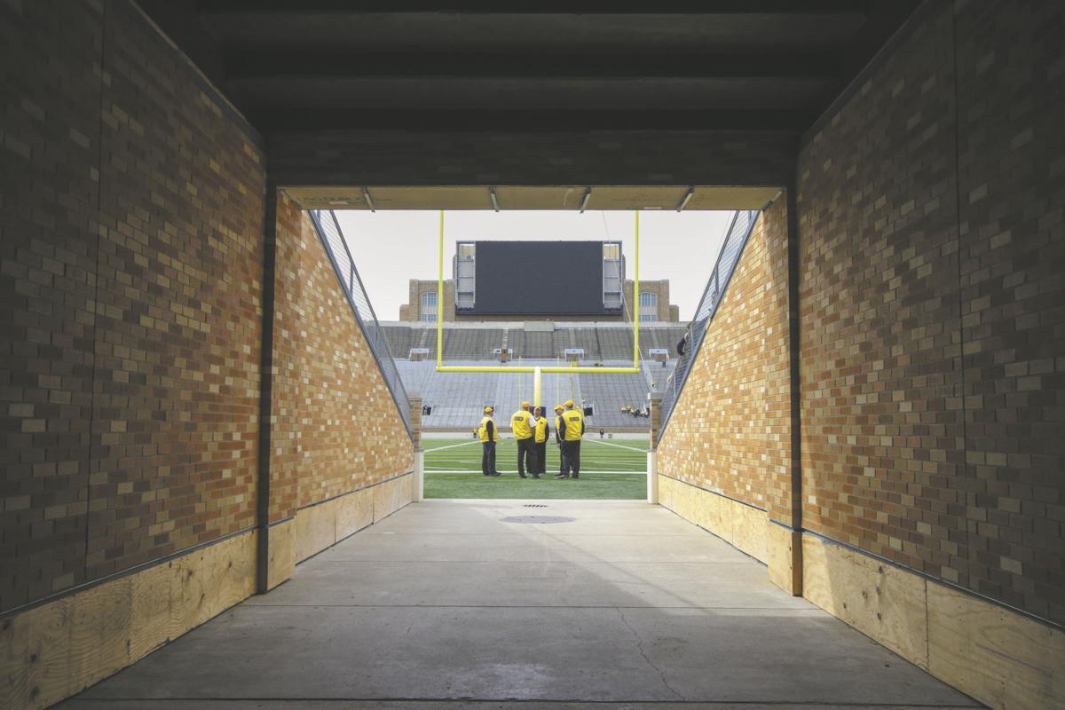 Notre Dame Stadium Could Store Beer Under Legislative Proposal State News Heraldbulletin Com