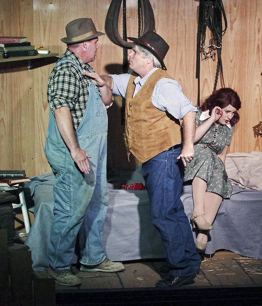 Quotes About Curley S Wife In Of Mice And Men: Review: 'Of Mice And Men' Masters Storytelling