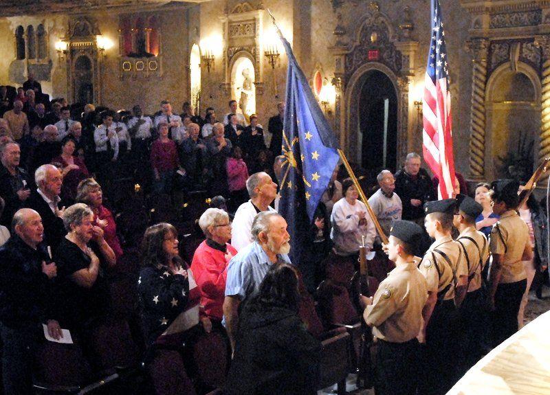 Veterans Day Concert  - Nov. 11, 2015 file photo