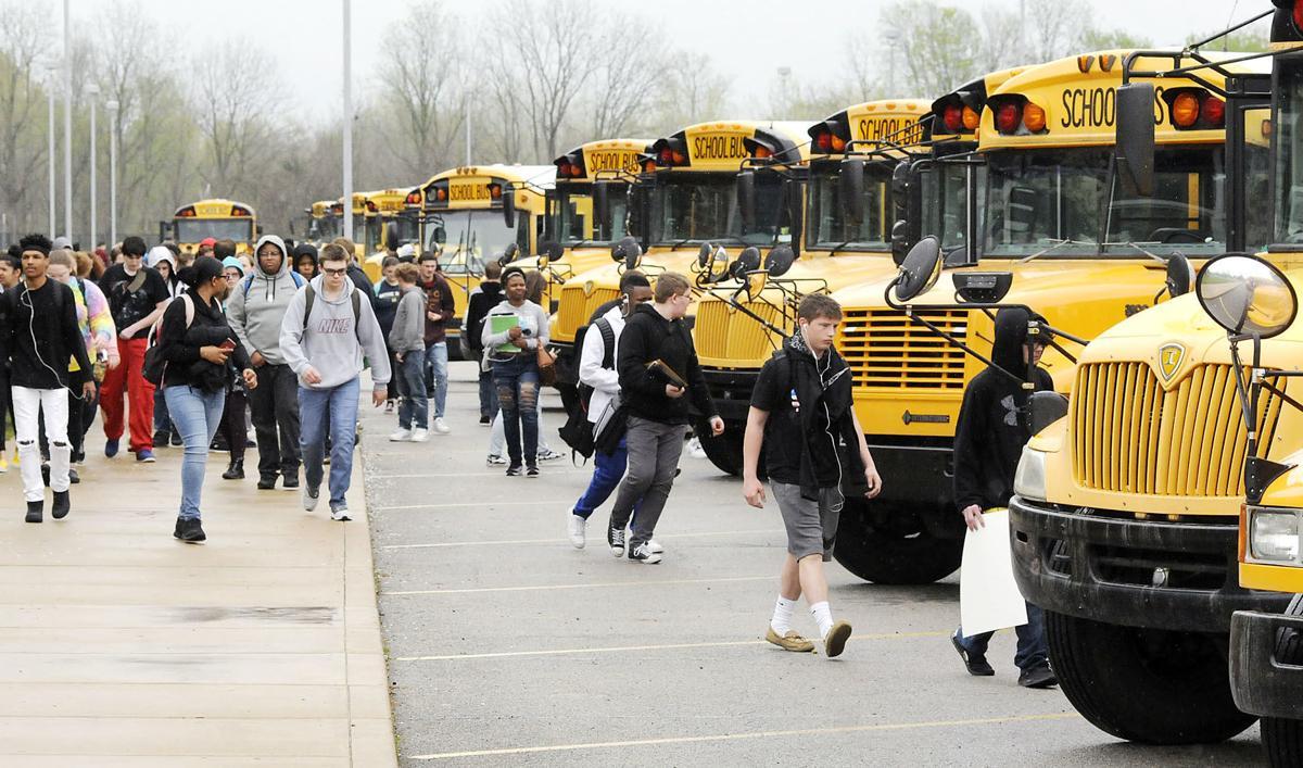Anderson High School file photo