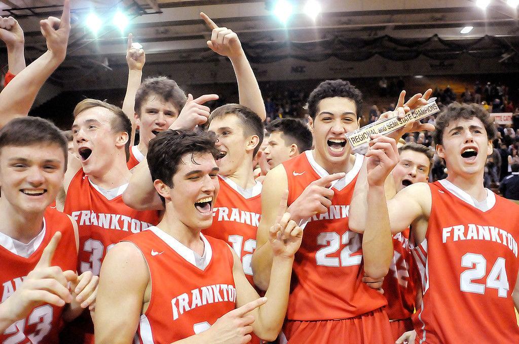 Frankton semistate championship