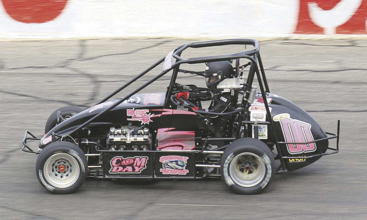 Teenager carrying on family\'s racing heritage at Anderson Speedway ...