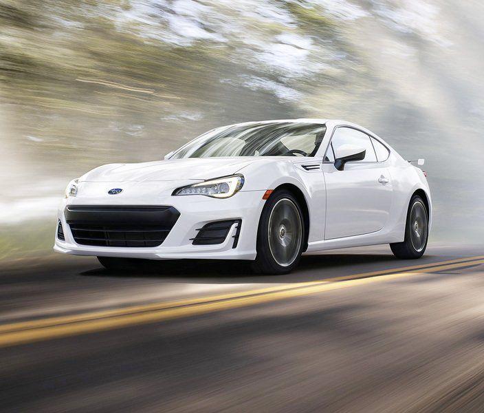 Auto Review: Subaru Boosts BRZ's Performance