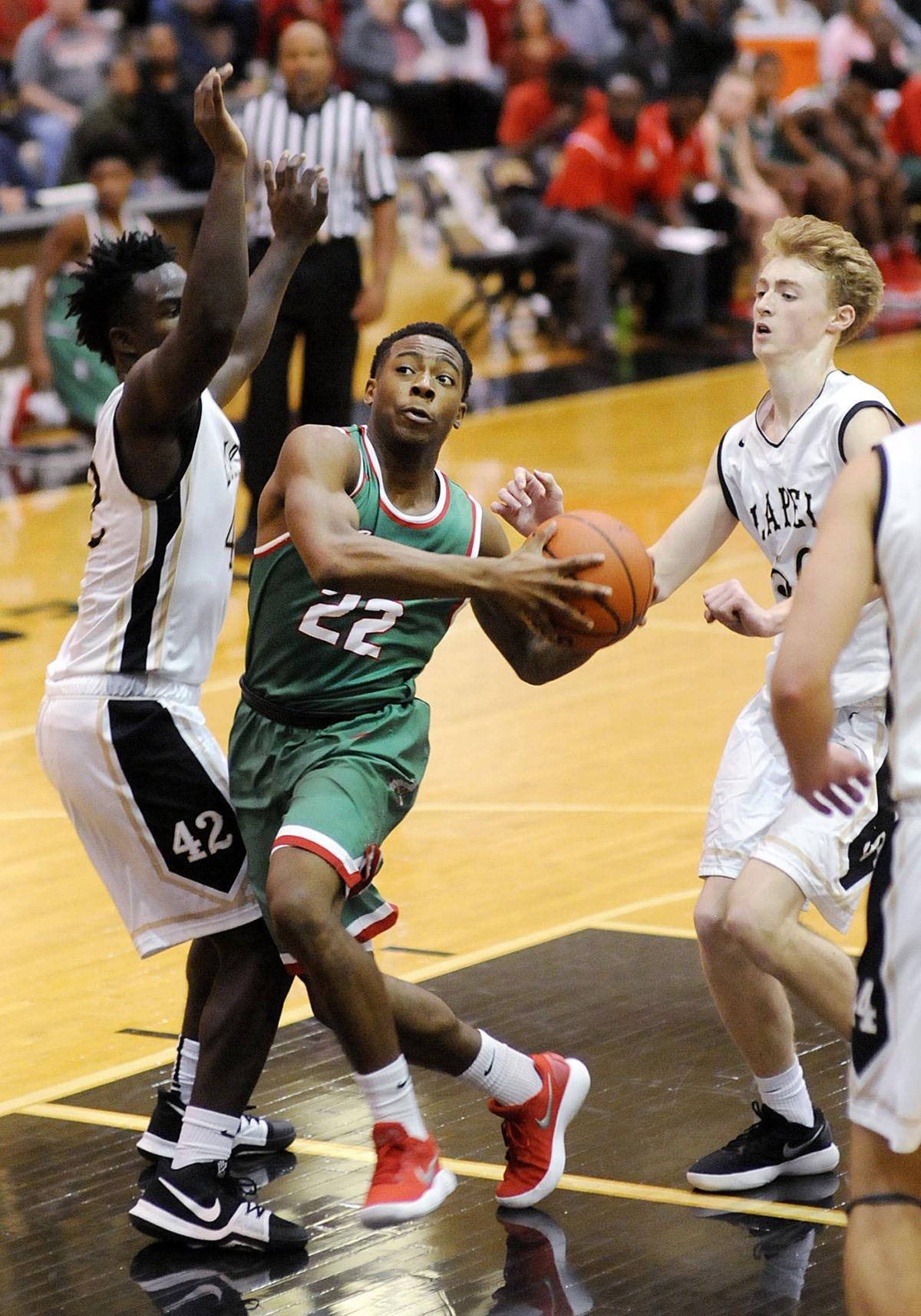 Indians pull out sloppy win at Lapel Sports