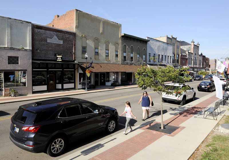 Addition of subdivisions, businesses causes tension in Pendleton