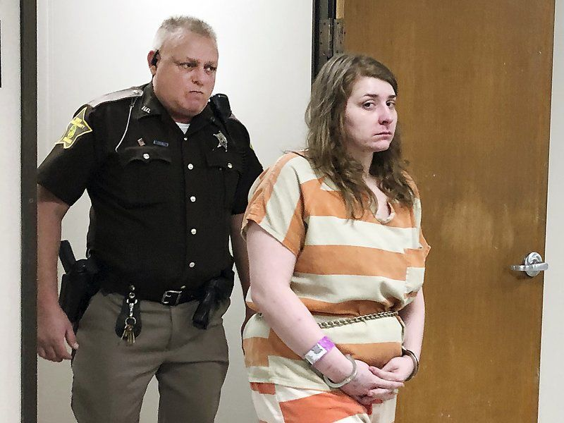 Mother sentenced to 40 years for neglect of children