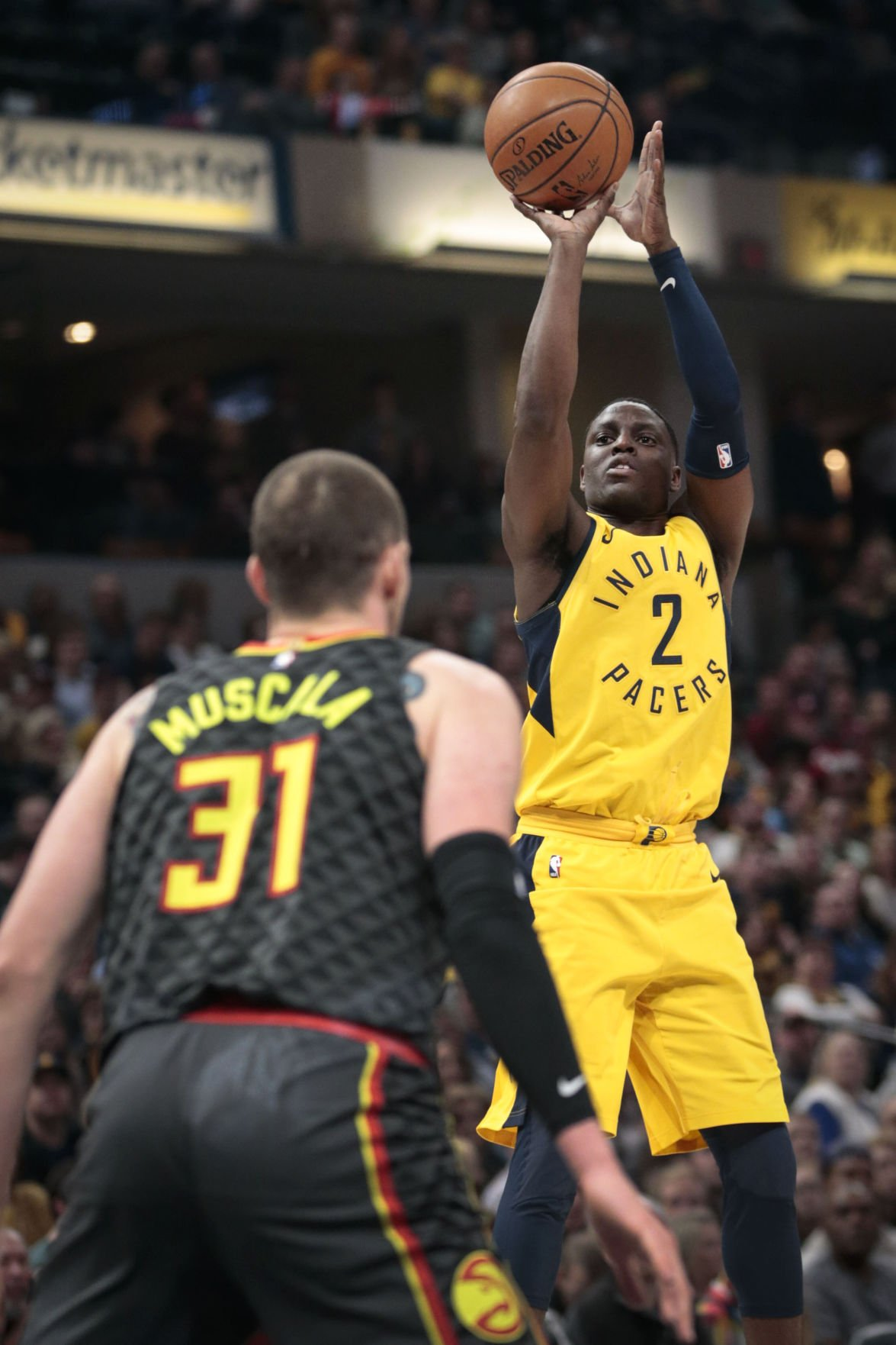 Pacers Notes No ill effects from absence as Collison shines in