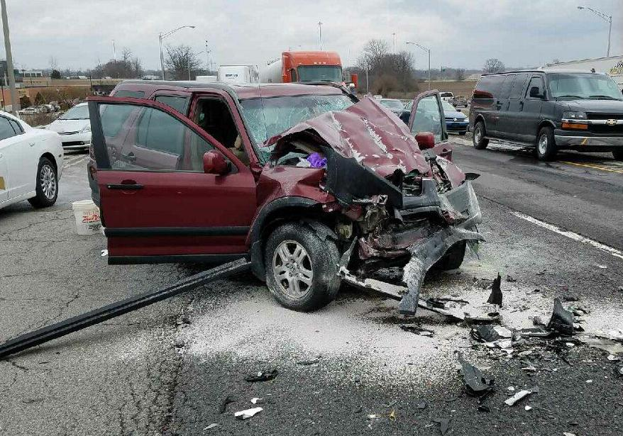 Fishers man dies in crash on I-69 near Exit 222 in Anderson | News ...