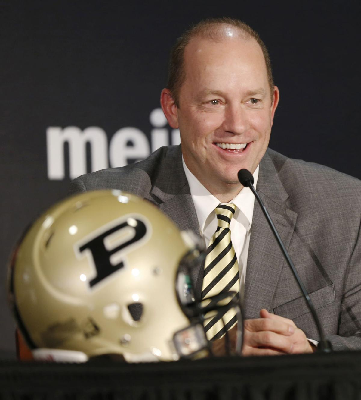 In year of change, Purdue's recruiting class no different ...