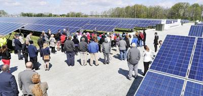 Company planning 700-acre solar farm in northern Madison County