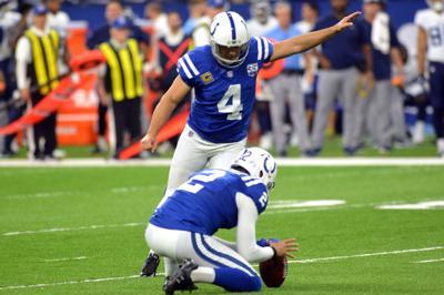 Colts Notebook Defiant Vinatieri Remains Confident Sports