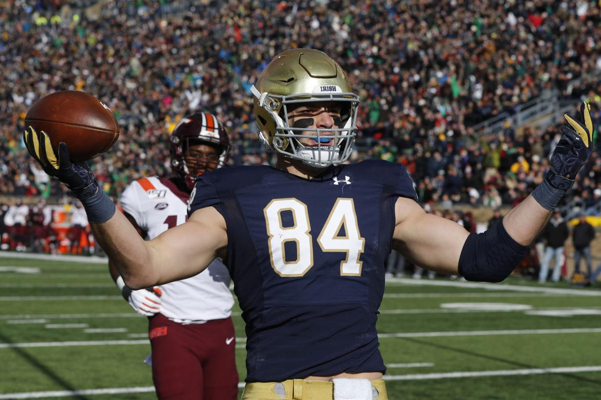 Virginia Tech Notre Dame Football