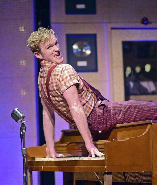Historic jam session comes alive in 'Million Dollar Quartet'