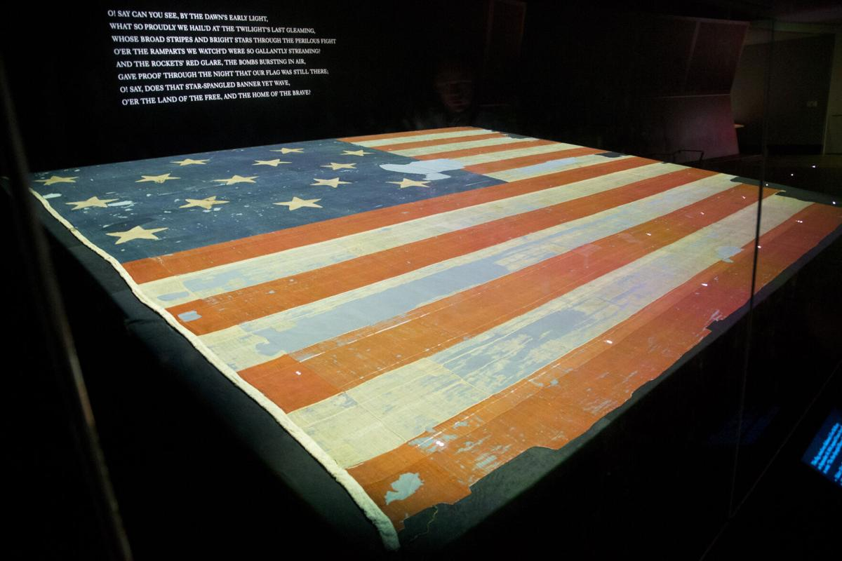 90th anniversary of 'The Star-Spangled Banner' becoming the national anthem