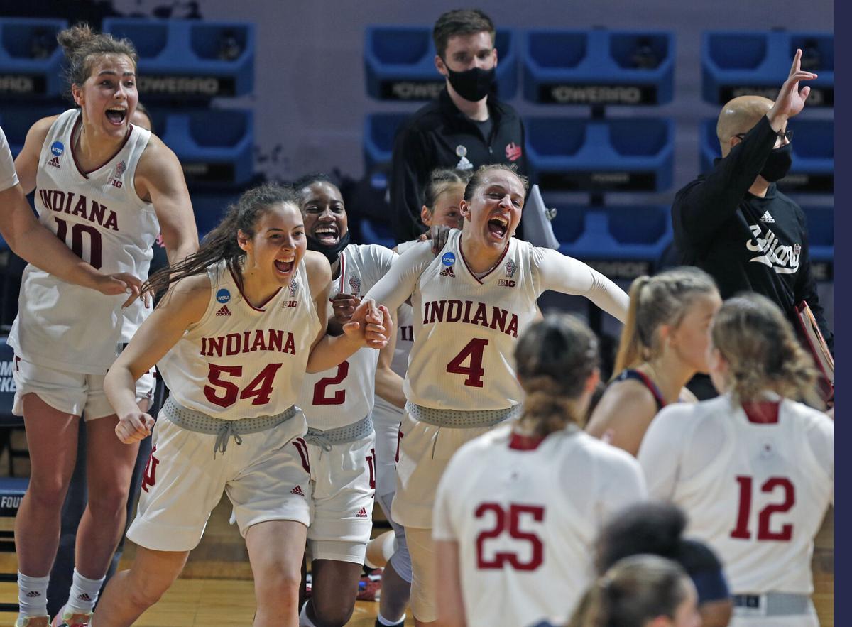 NCAA Belmont Indiana Basketball