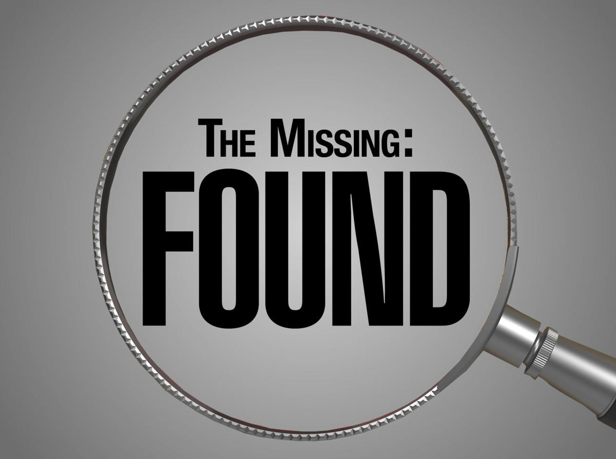 The Missing: Found