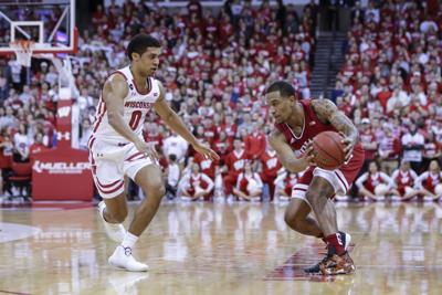 Indiana Wisconsin Basketball