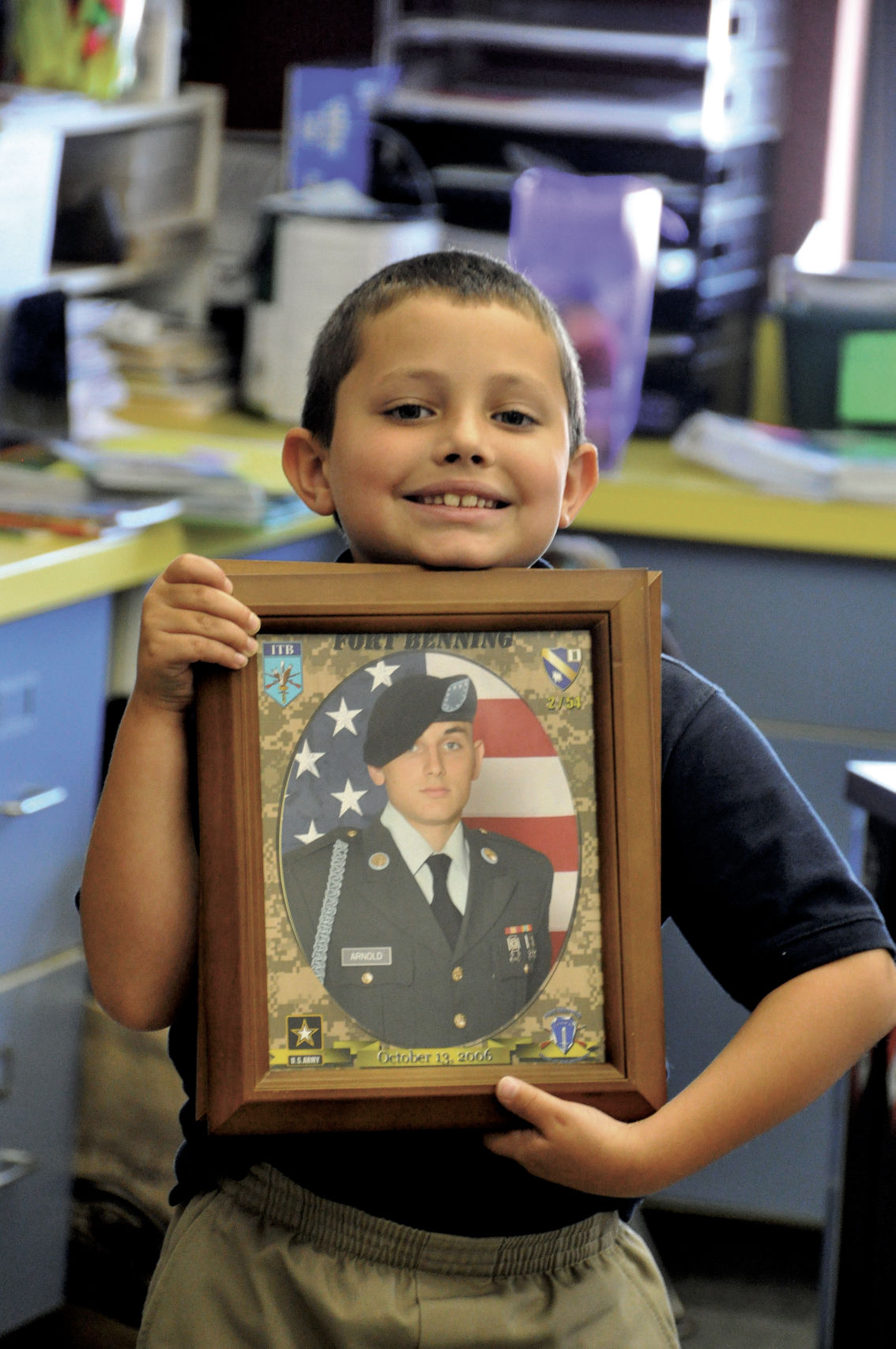 Soldier-brother receives 21 thank-you letters | Life & Times ...