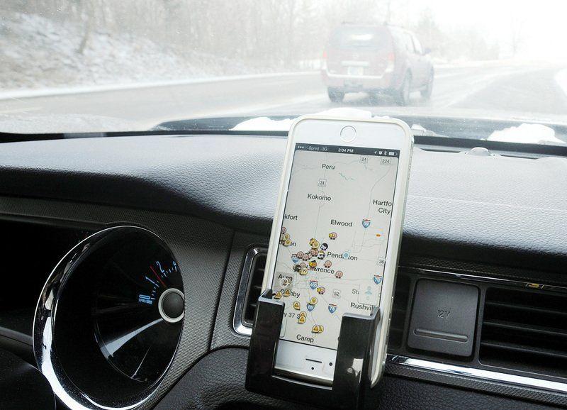 Drivers riding the Waze craze   Local News   heraldbulletin com