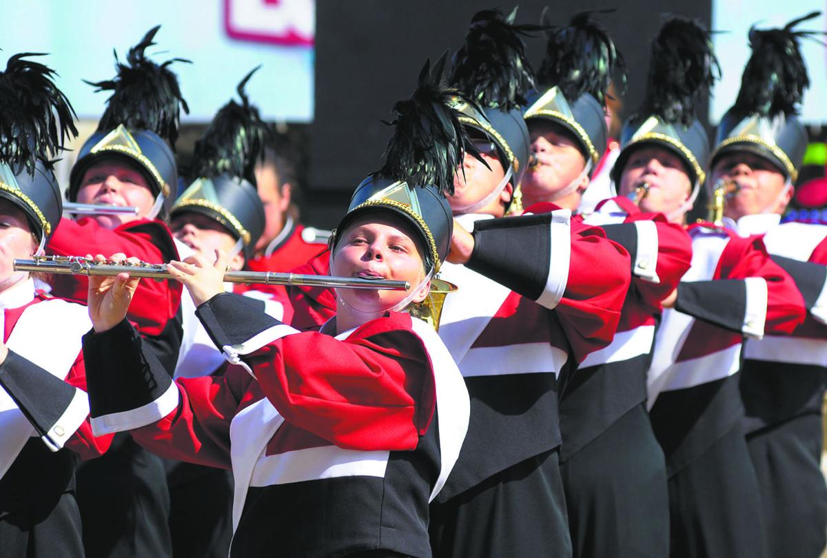 Frankton Marching Eagles