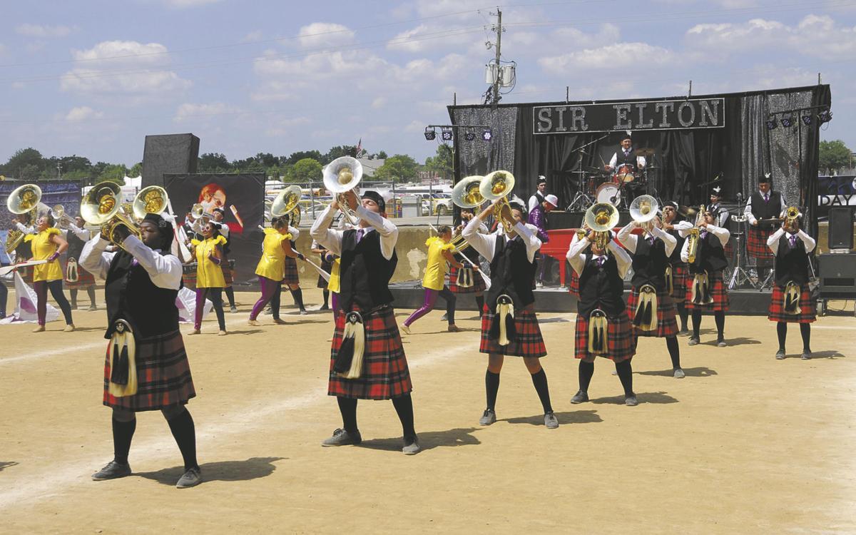 Highlanders make history at Band Day | Local News