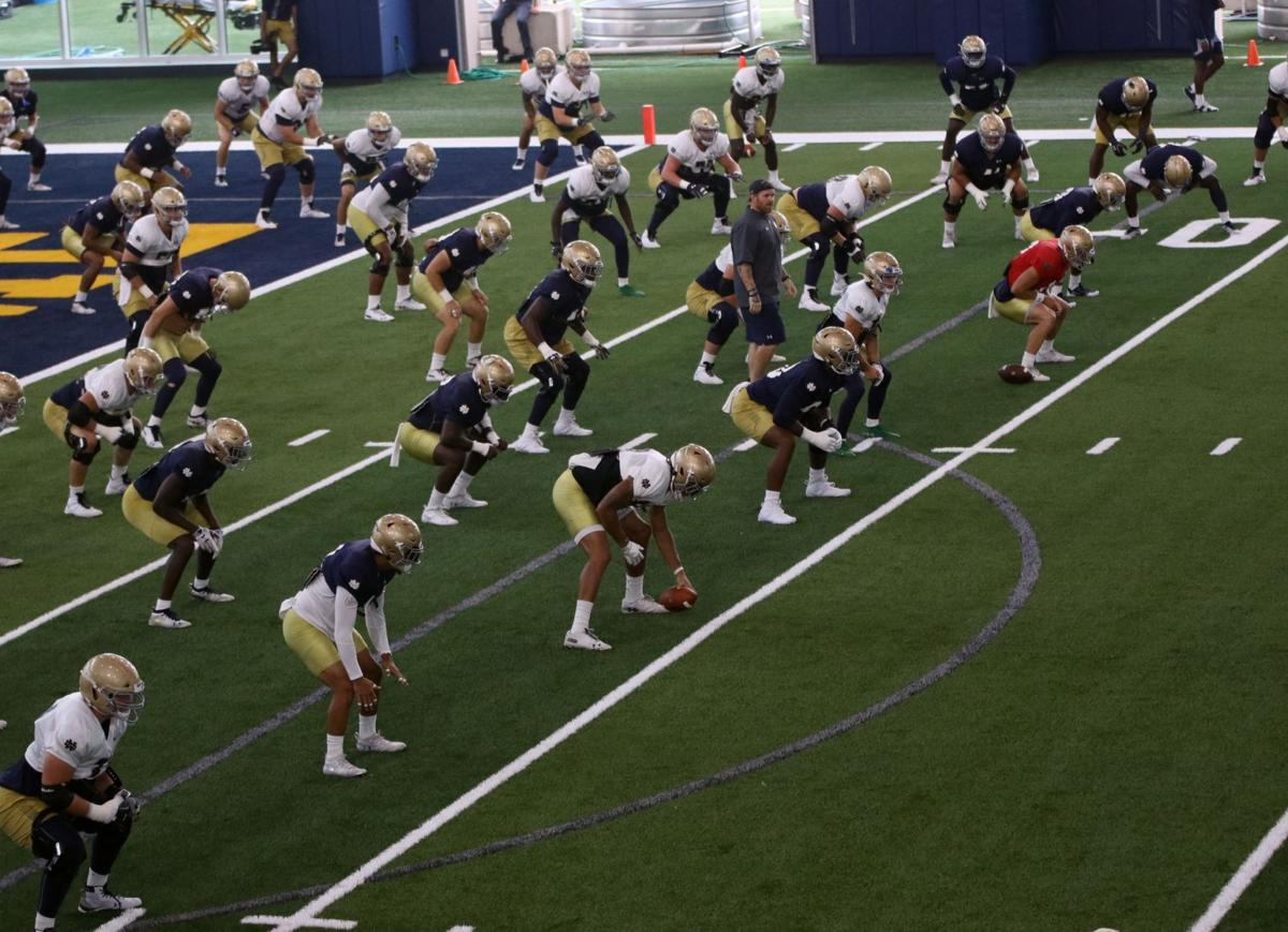 GAME PREVIEW: Notre Dame faces road test to start season