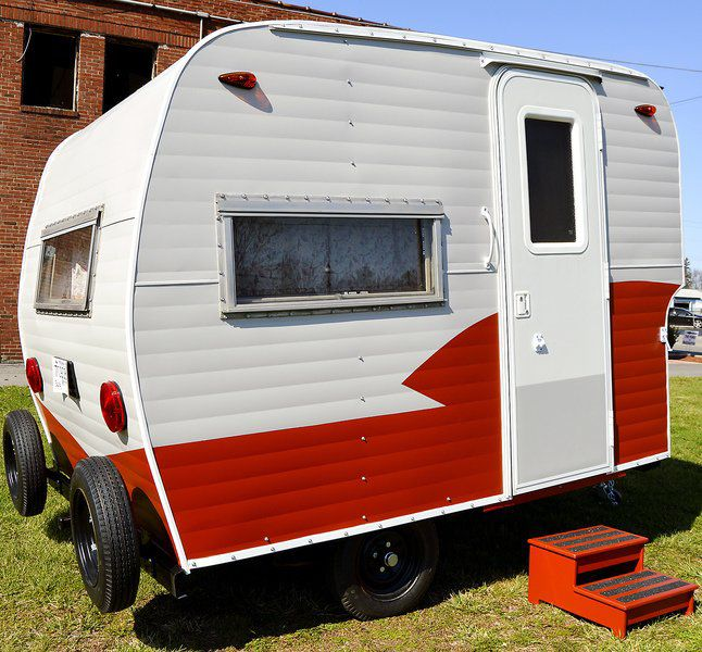This Old Camper Retro RV Gets New Life