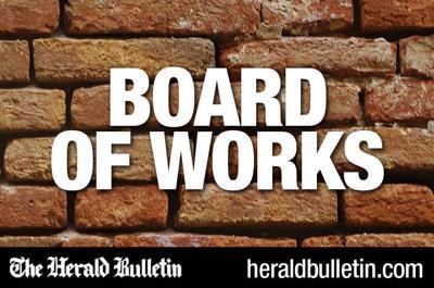 LOGO BOARD OF WORKS
