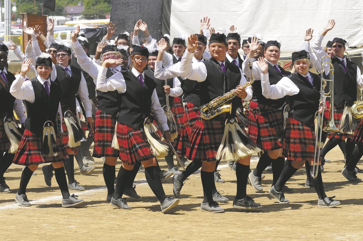 Indiana State Fair Band Day 2020.Highlanders Make History At Band Day Local News