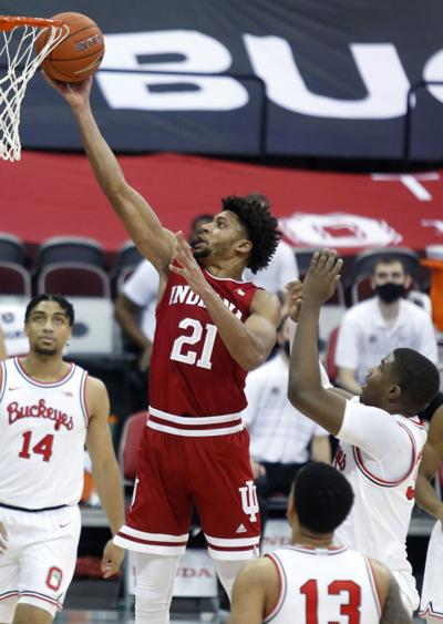 Indiana Ohio St Basketball