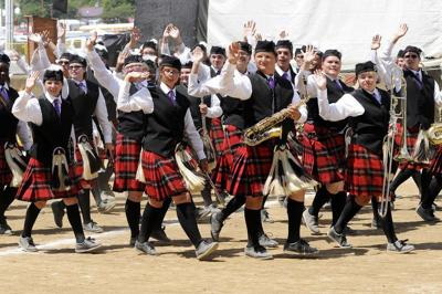 State Fair highlights Marching Highlanders in program