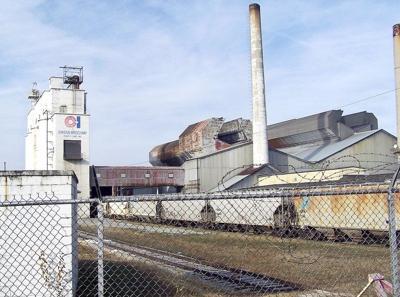 Owens-Brockway plant in Lapel