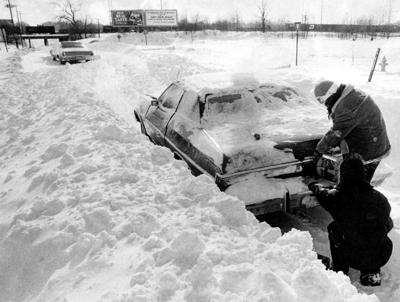 Hoosiers Remember Fury Of Paralyzing Blizzard Of 1978 Local News