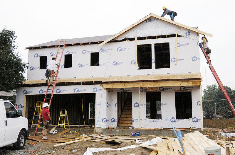 Residents say new homes being built near Anderson will