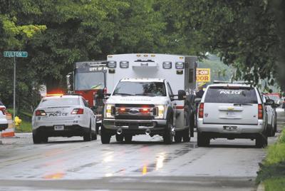 Nichol Avenue shooting