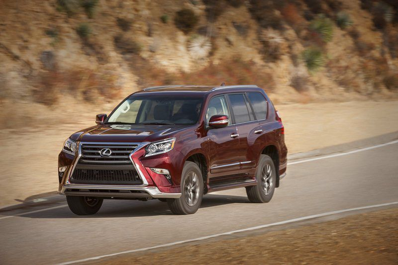 Auto Review: Lexus GX 460 Both Rugged And Refined