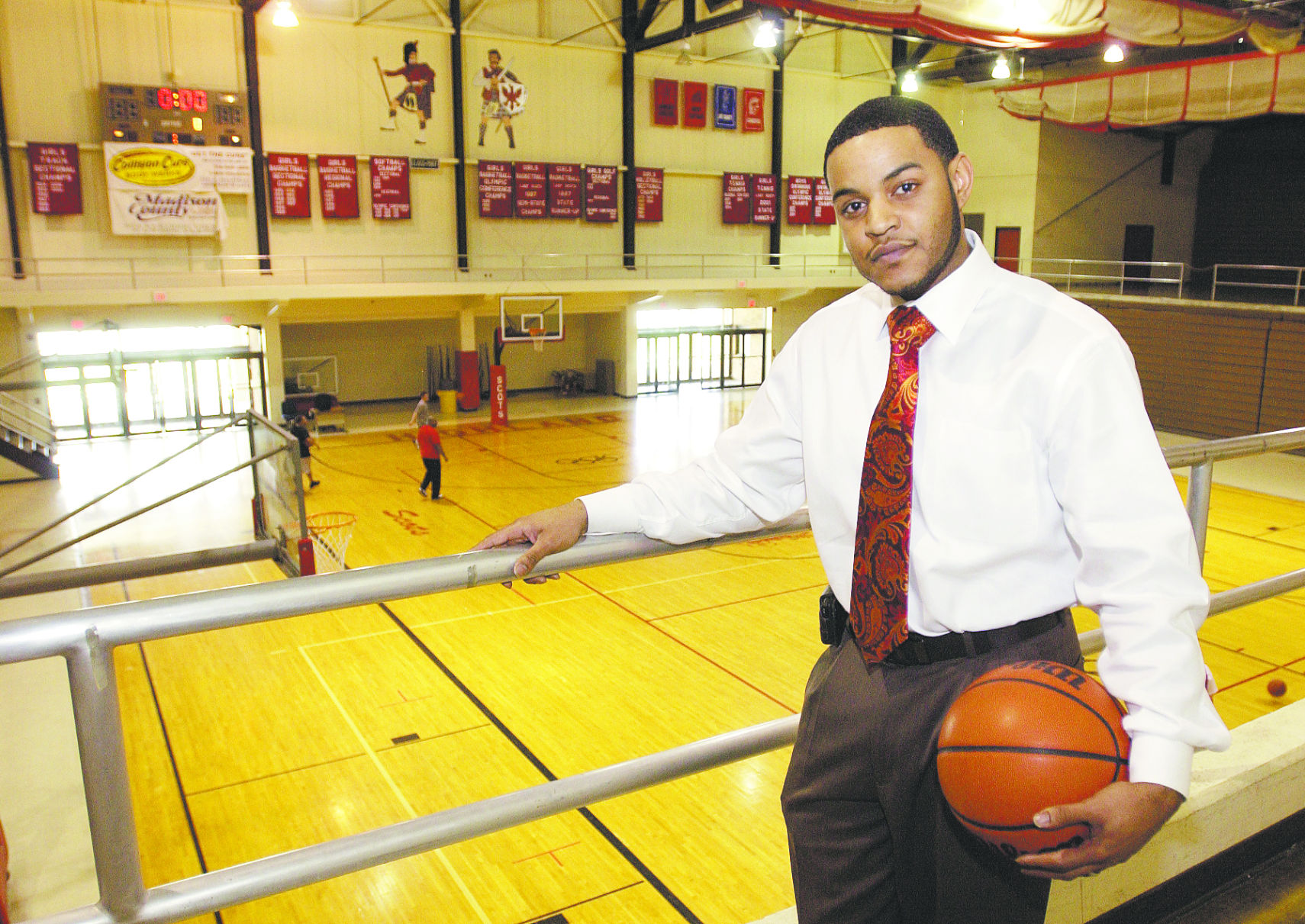 Vision Quest: Washington carves out success at Crispus Attucks ...