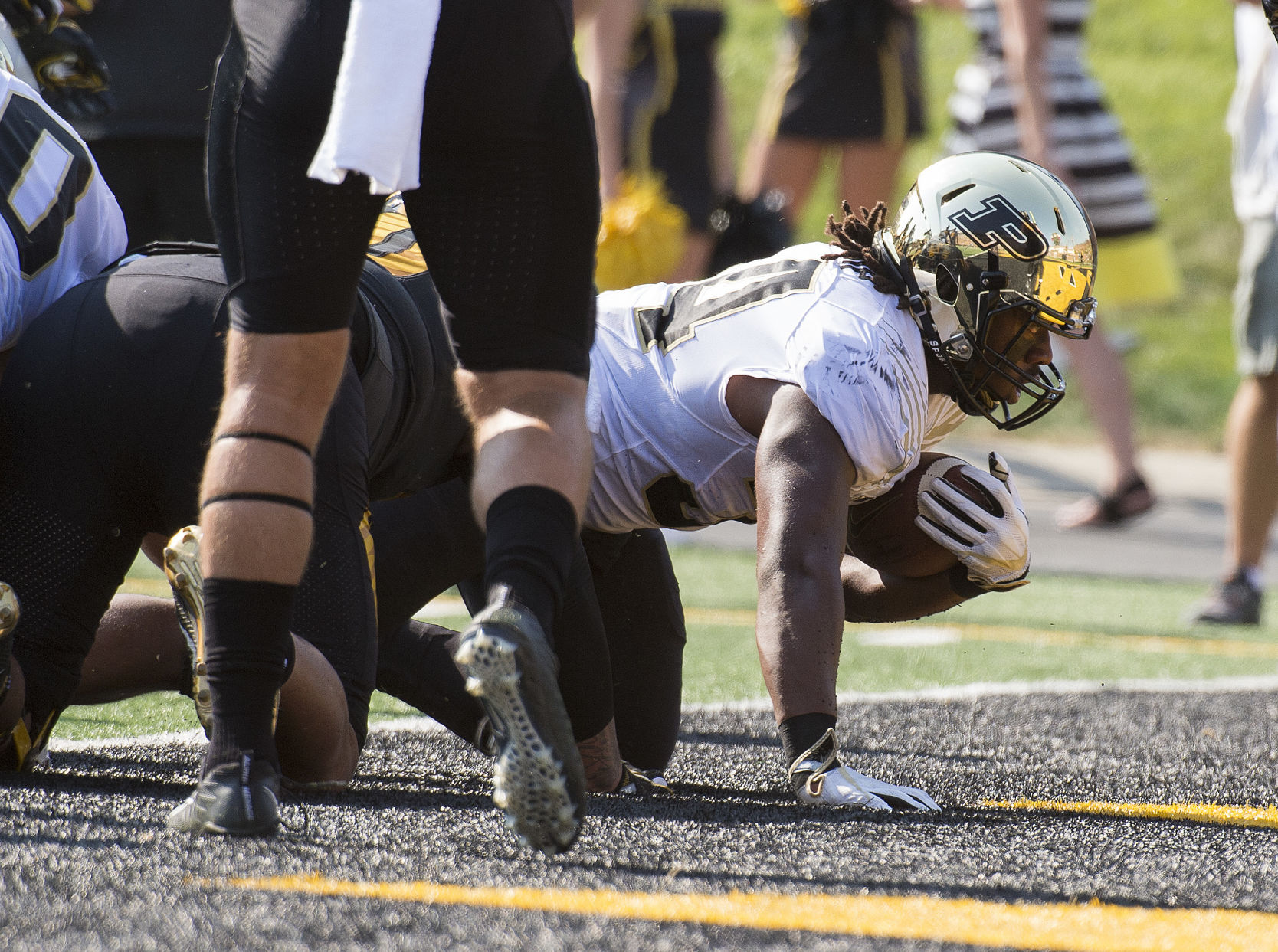 Purdue Wins Big Against Missouri