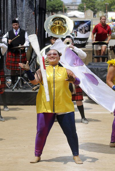 Band boosters help schools' marching bands put their best foot forward