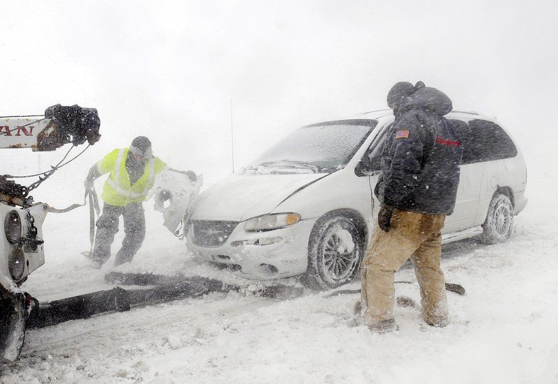 Frozen out: Staying prepared for extreme winter weather