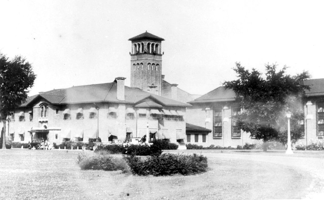 history on the pendleton state prison