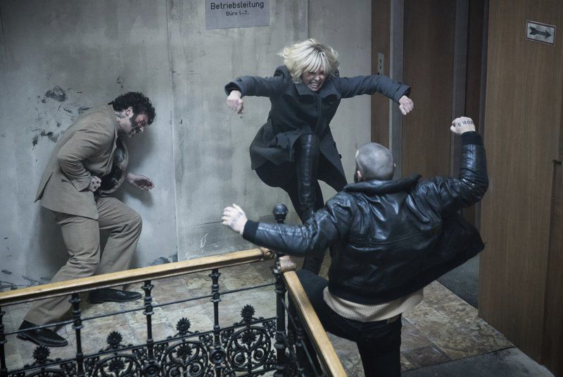 MOVIE QUIZ: Power of the Atomic Blonde | MAD Life