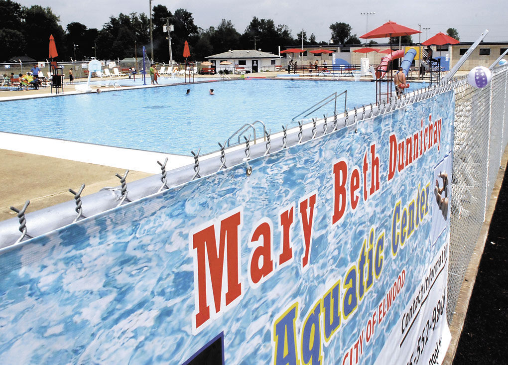 Mary Beth Dunnichay Aquatic Center in Elwood