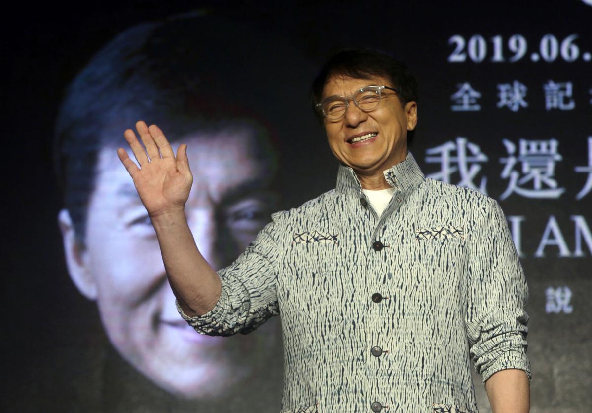 Taiwan Jackie Chan