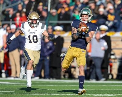 NOTRE DAME FOOTBALL: Kelly discusses offensive plans for bowl game