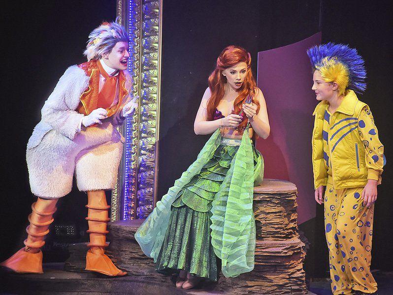 'Little Mermaid' brings the fun under the sea