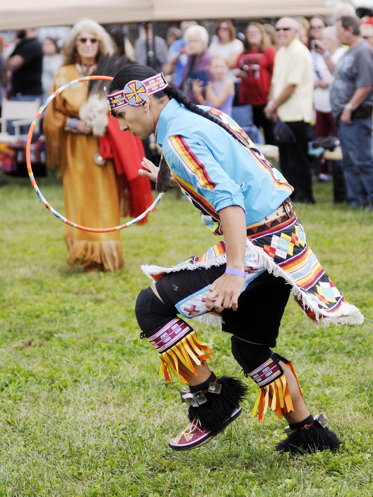 Visitors share in history, heritage at Andersontown Pow Wow