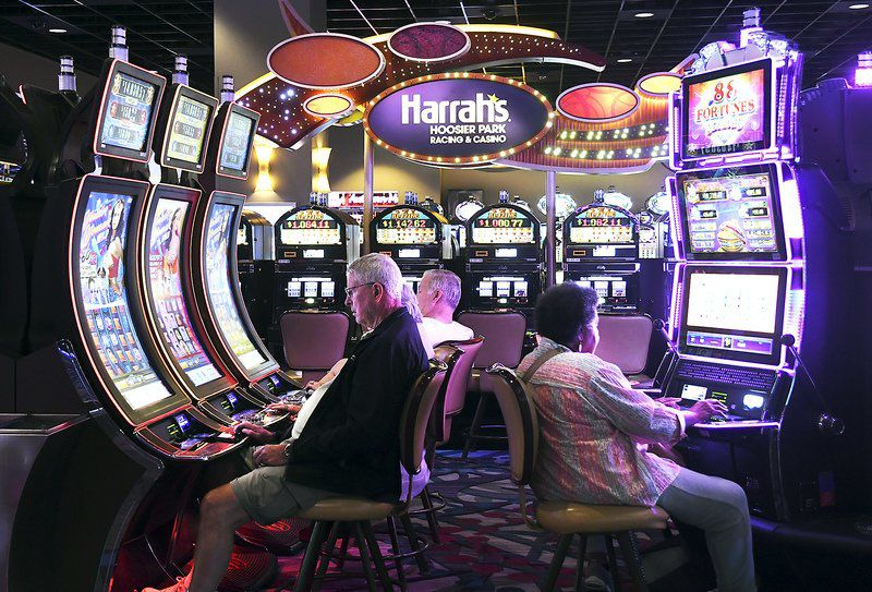 Hoosier Park mounts campaign to hire 170 for sports betting, live dealing