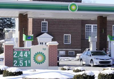 Gas prices expected to rise in 2018